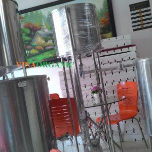 Hệ thống làm lạnh của VinaOrganic