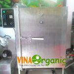 Máy ủ lên men sữa chua VinaOrganic1