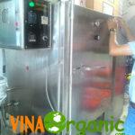 Máy ủ lên men sữa chua VinaOrganic3