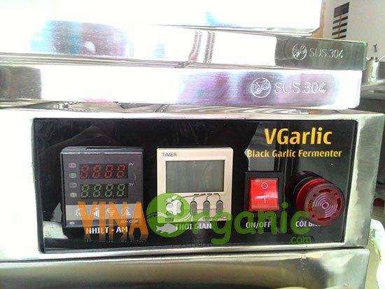 Máy làm tỏi đen công nghiệp chính hãng - VGarlic