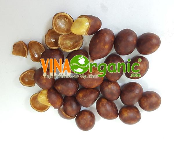 Công nghệ sản xuất Đậu phộng tẩm socola VinaOrganic