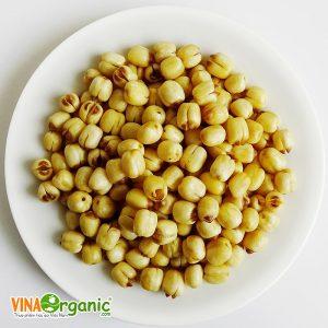 VinaOrganic cung cấp dây chuyền và chuyển giao công nghệ sản xuất hạt sen sấy giòn từ 100kg đến 5 tấn nguyên liệu/ngày. 0938299798 - 0975299798 - 0948299798