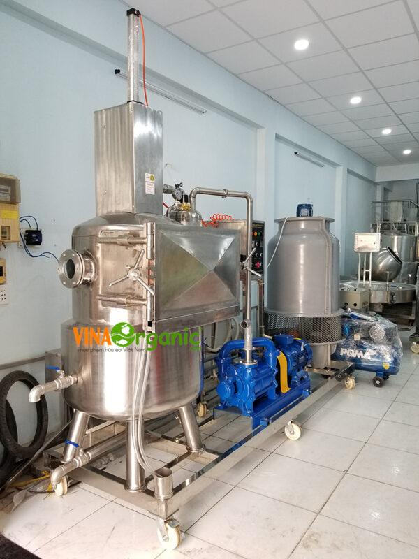 may chien chan khong 10kg vinaorganic1